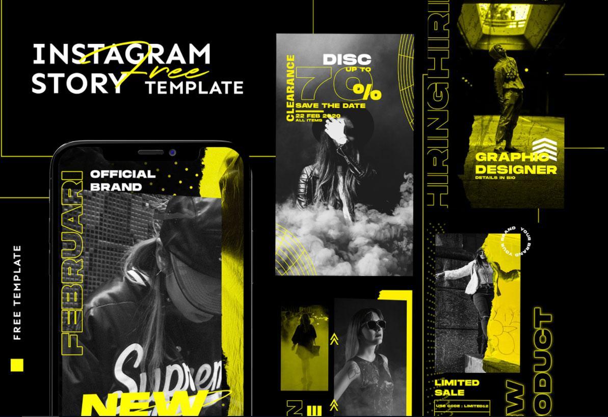 C:\Users\User\Desktop\План Март\TOP 30 Free Creative Instagram Stories and Posts for Photoshop\12.jpg