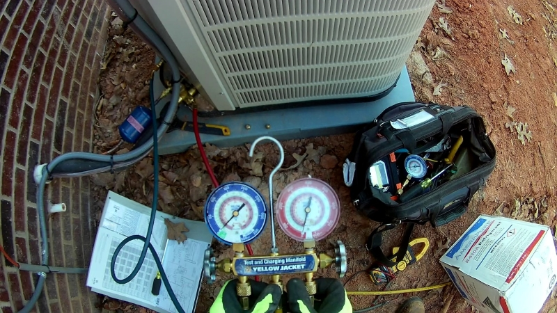 HVAC tune-up