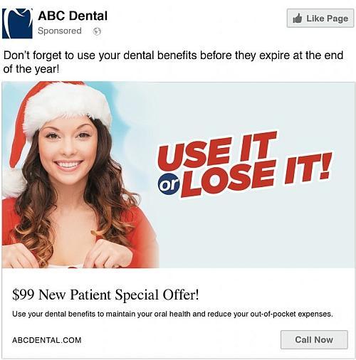 ABC Dental FB Ad