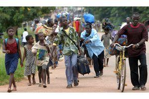 La population de Duékoué avait déjà été obligée de fuir les combats en 2005.