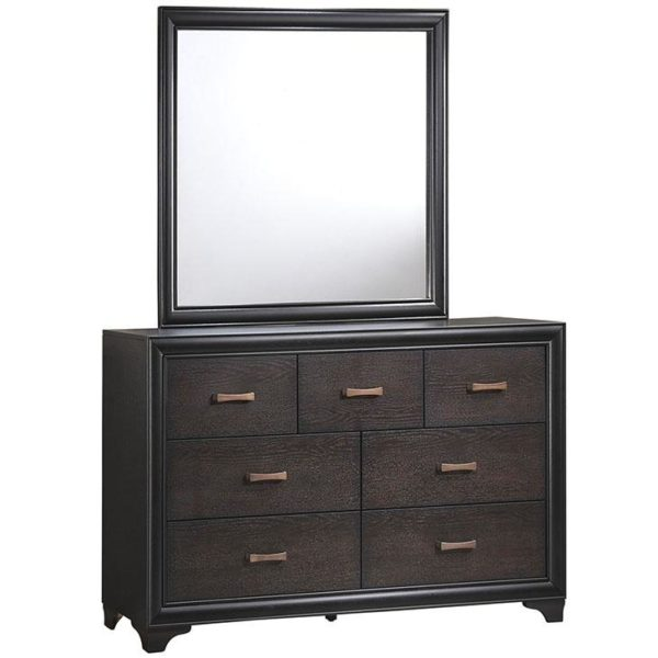 Mid-Century Modern Dresser