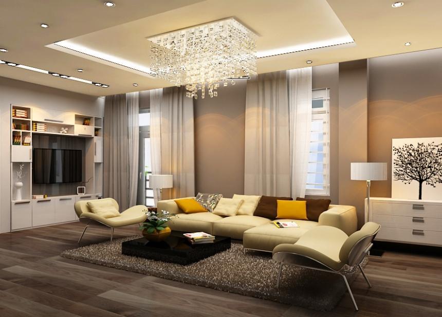 Những sai lầm thường gặp khi thiết kế nội thất chung cư giá rẻ