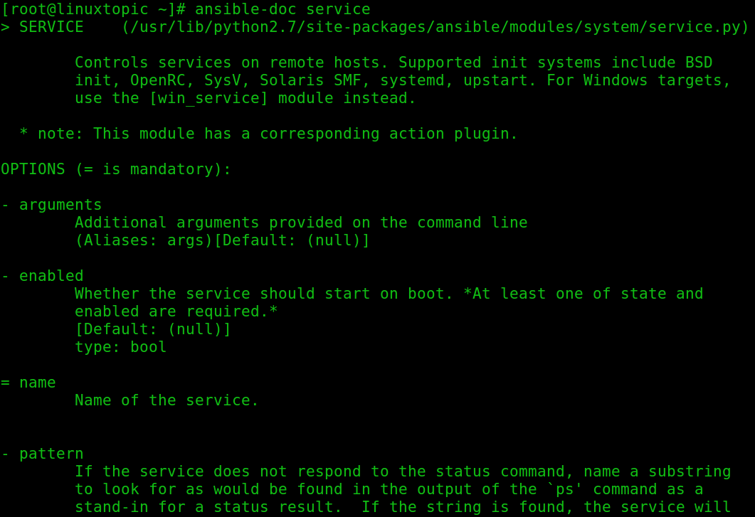 ansible service  module, ansible systemd module with example and start service, stop service and restart service using ansible ad-hoc command.  ansible module, ansible ad-hoc command, ansible service module, ansible systemd module, andible, ansible command,