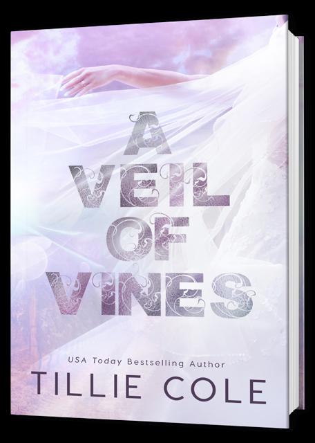 Veil Of Vines By Tillie Cole