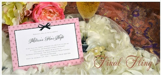 Impressive Invitations Hens Night Invitations