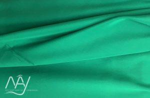 vải lụa tơ tằm bảo lộc màu xanh