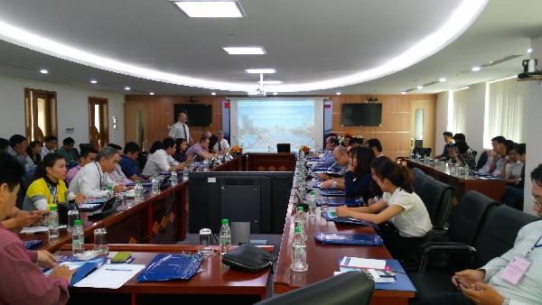 Hội thảo do công ty Đại Lâm tổ chức