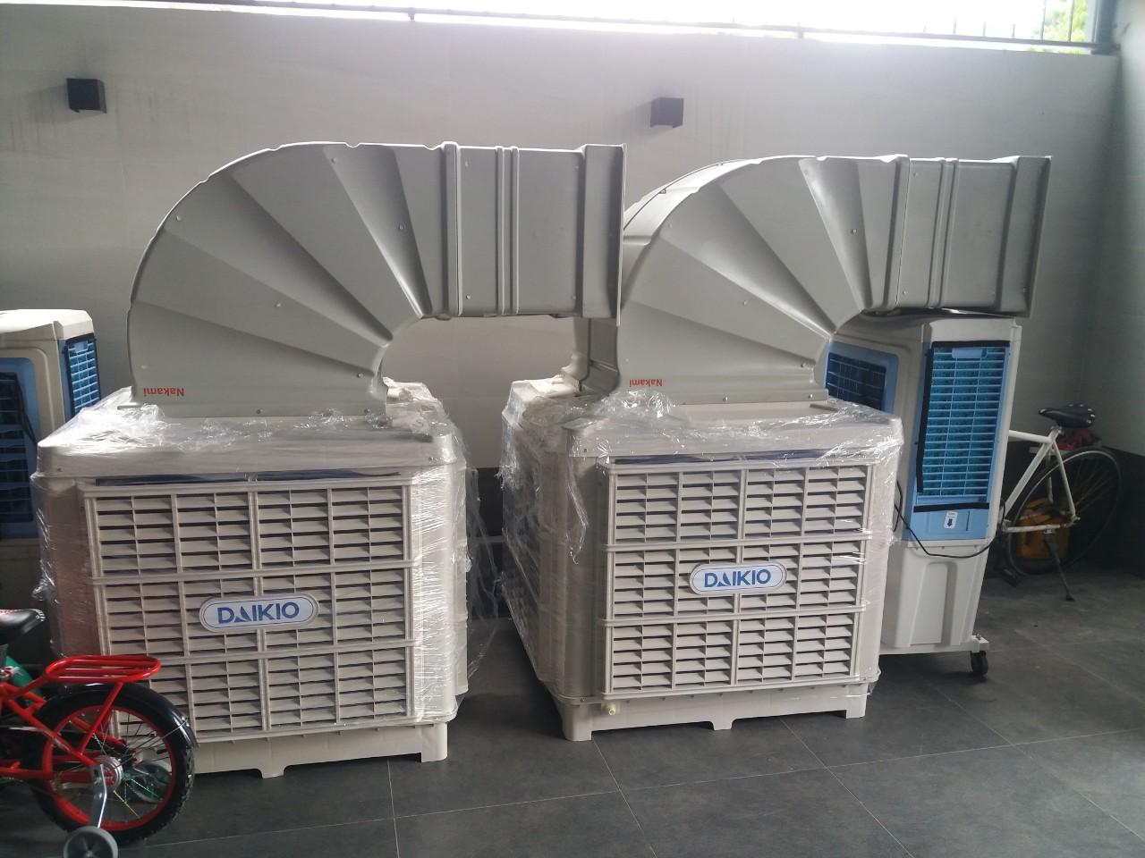 Ảnh minh họa: máy làm mát bằng không khí tại các nhà xưởng