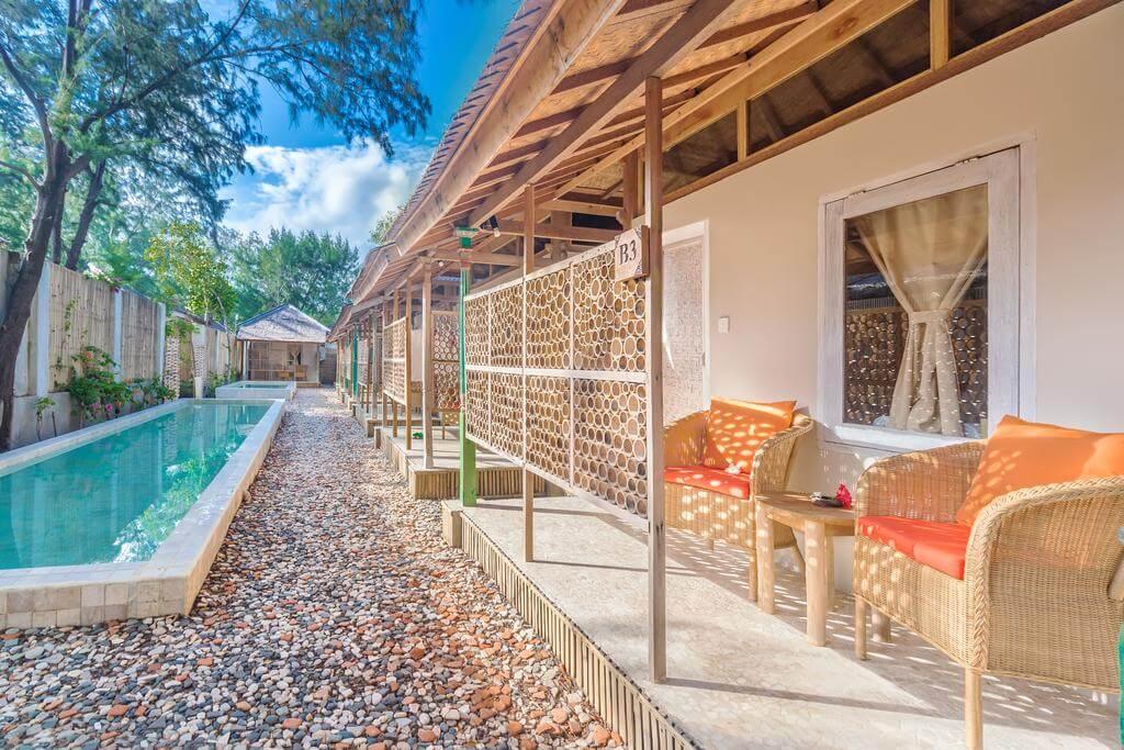 Avai Villa resort