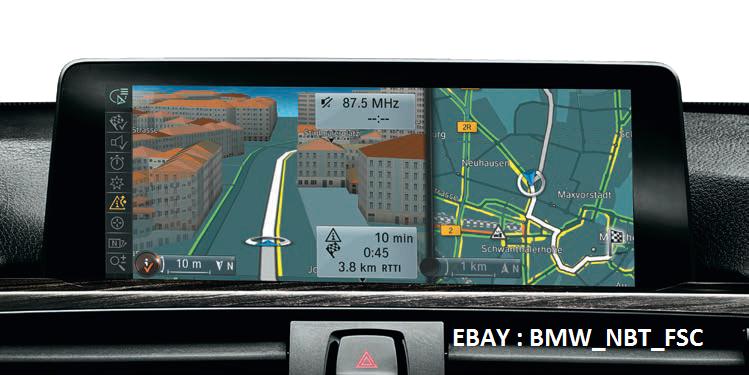 bmw road map europe route 2016 1 navigation karten. Black Bedroom Furniture Sets. Home Design Ideas
