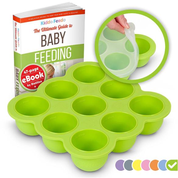 Best Baby Freezer Trays