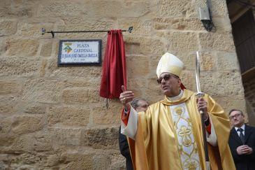 Resultado de imagen de plaza del cardenal omella cretas