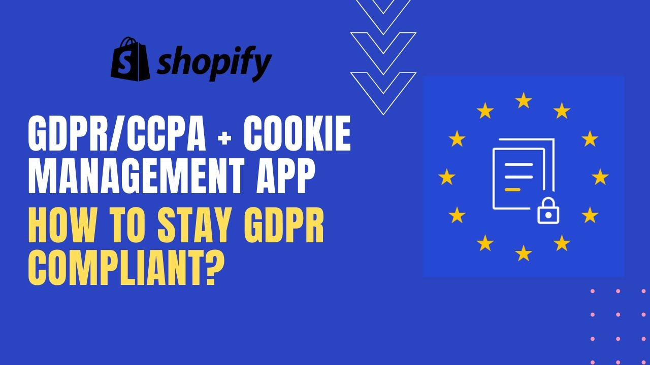 gdpr app Shopify