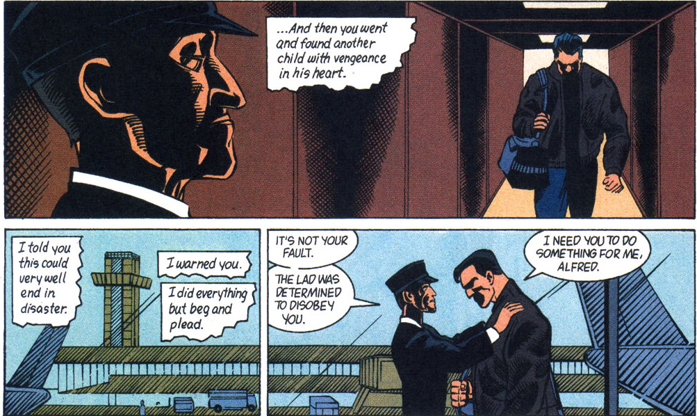 Who's to Blame? A must-read essay on Jason Todd  - Jason