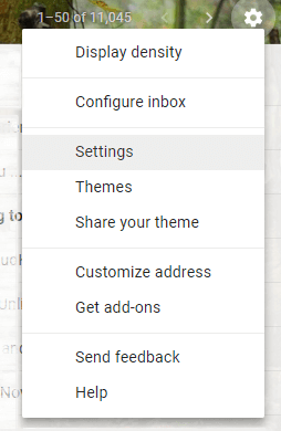 add Gmail to Outlook