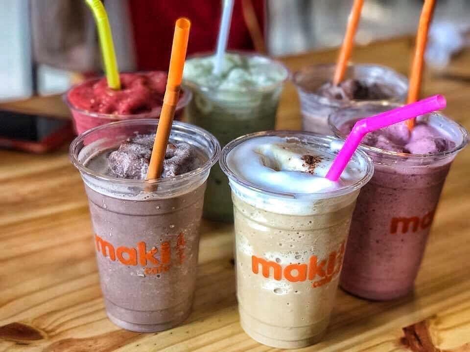 4. มากิ คาเฟ่ (Maki cafe) 02