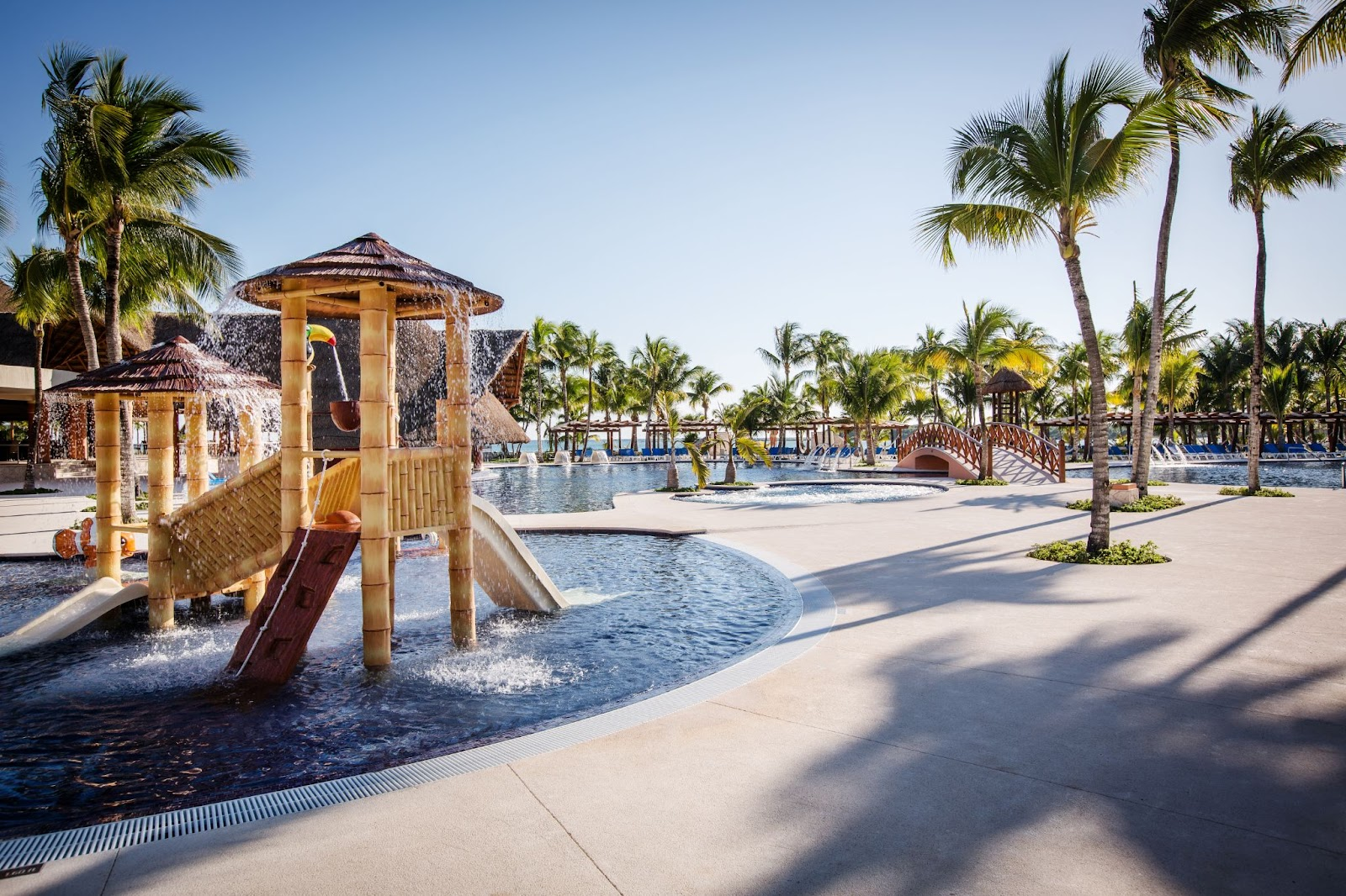 hotéis de luxo na Riviera Maya