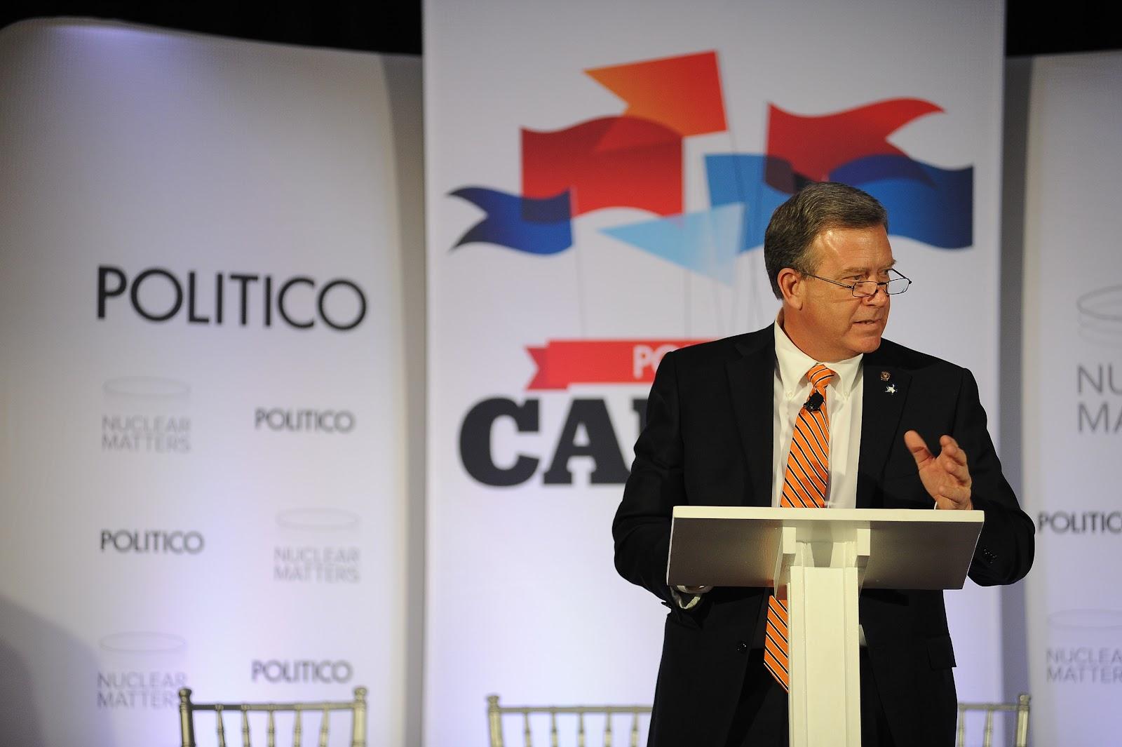 David Wright POLITICO
