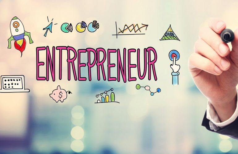 Start a Business Today As an Online Entrepreneur in Four Easy Steps