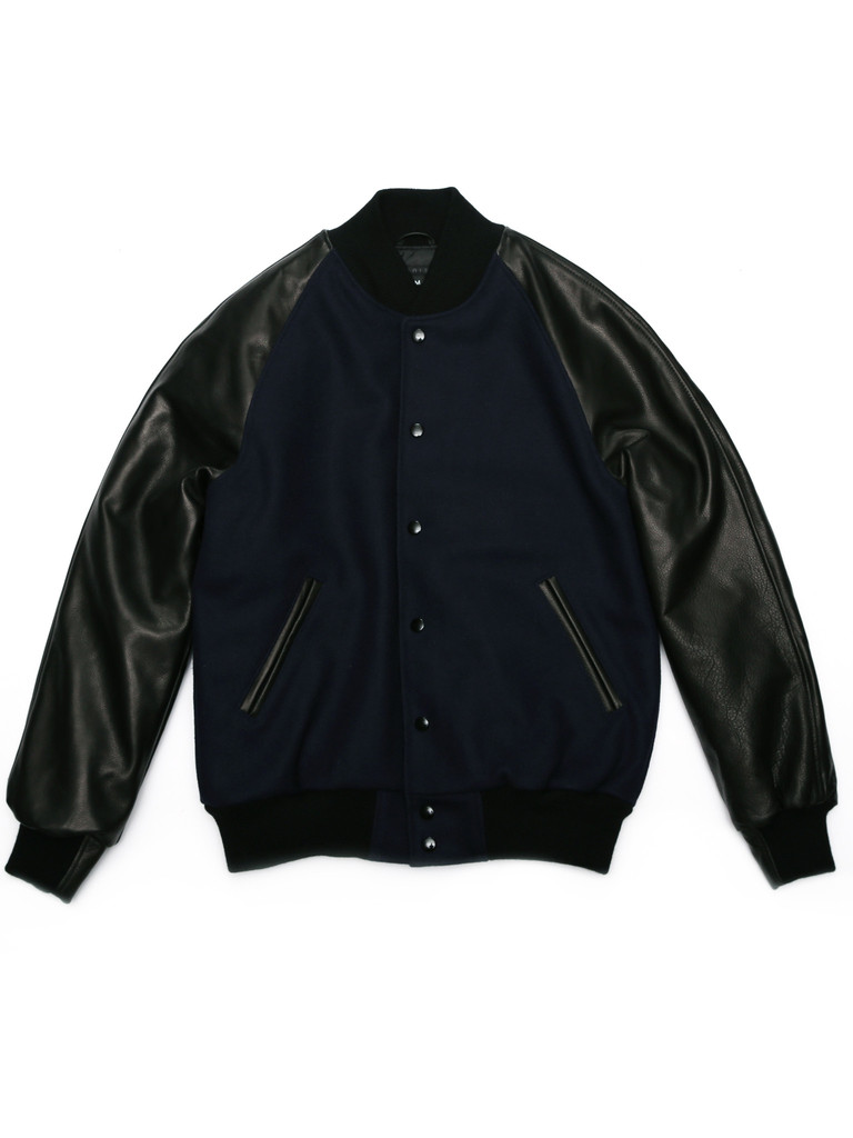 Spin to The Varsity Jacket