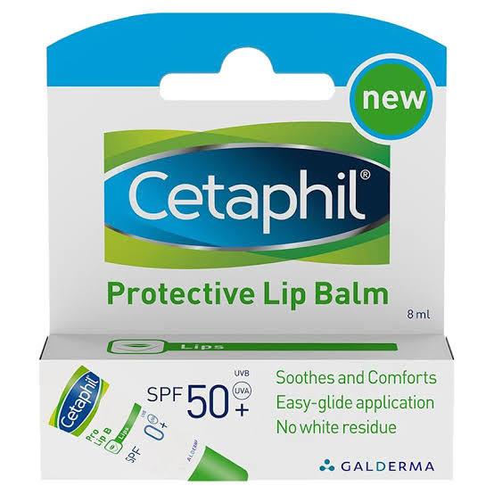 Cetaphil Protective Lip Balm. Eczema on Lips - Shop Journey