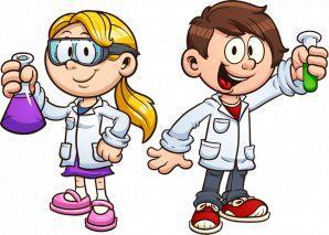 О профессии химик для детей