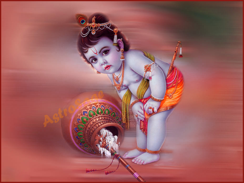 Krishna Janamashtami will be celebrated on August 17, 2014.