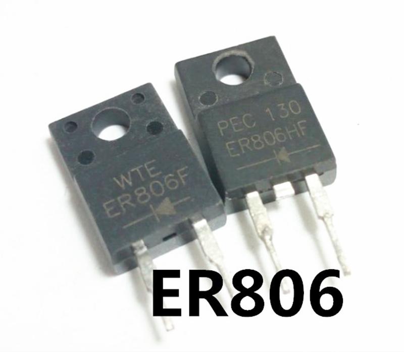 Linh kiện điện tử - Diode kép ER806 ER806F