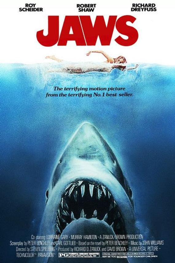 Jaws, Director Steven Spielberg
