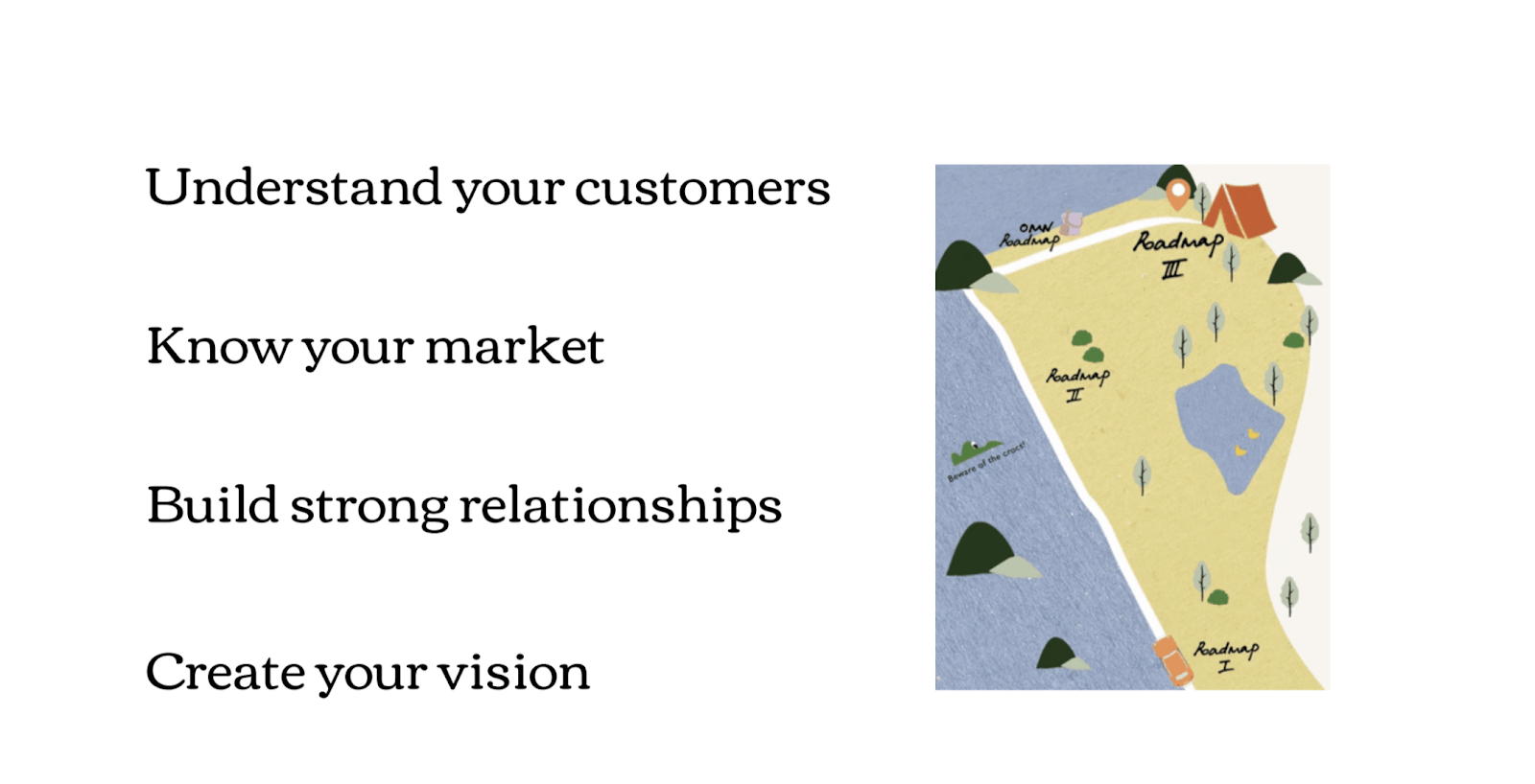 The four buckets of product marketing, in the eyes of Brittany Clark