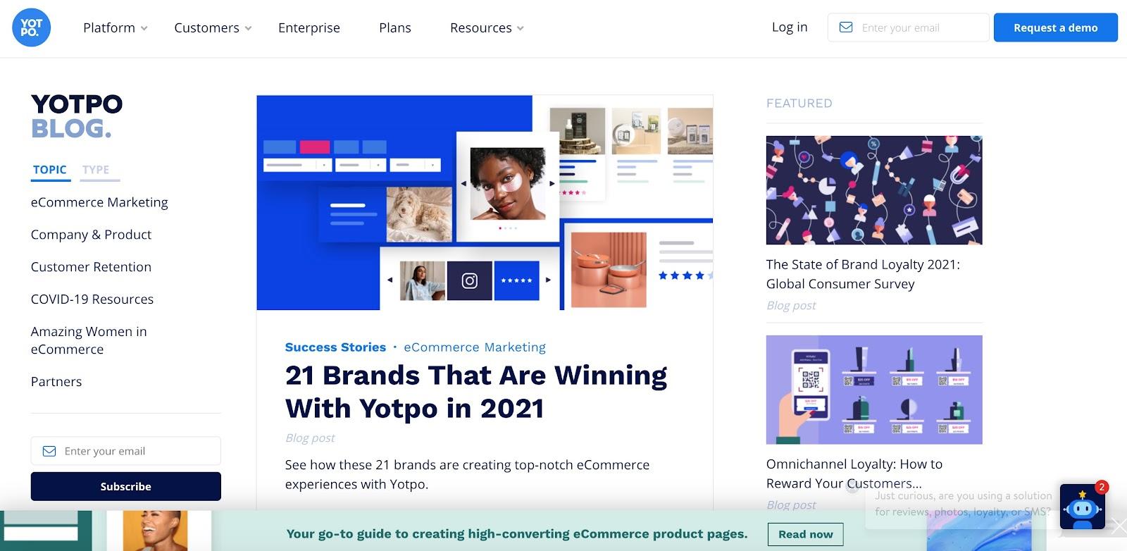 yotpo blog