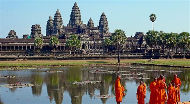 Giỗ tổ Hùng Vương du lịch Campuchia mùng 10 tháng 3