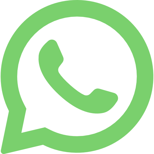 The official logo for whatsapp.