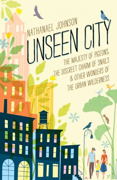 Unseen City book cover