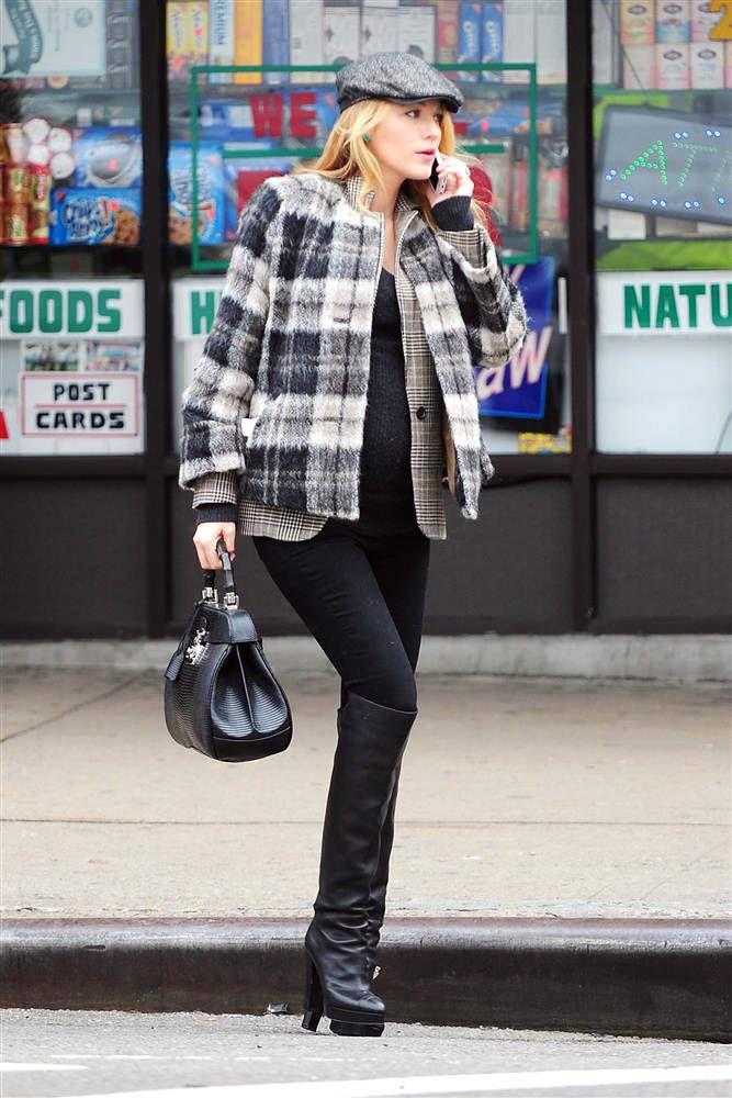 Blake Lively Pregnancy Style - Blake Lively Fashion