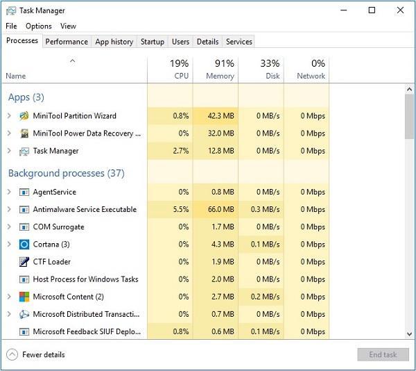 4 GB cho Windows 10 theo mình là chưa đủ