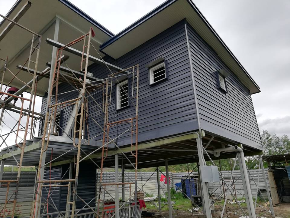 Are Kit Homes The Solution To Png's Housing Shortage?