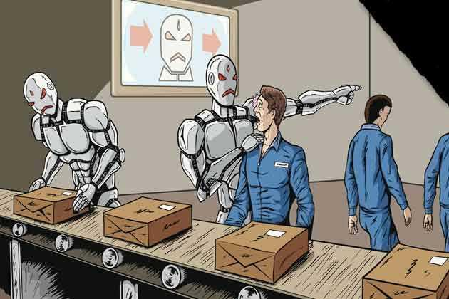 Automation - Its impact on jobs in India