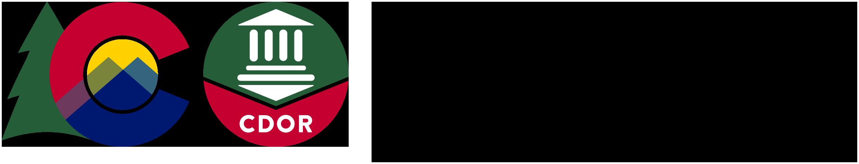 Colorado DMV logo