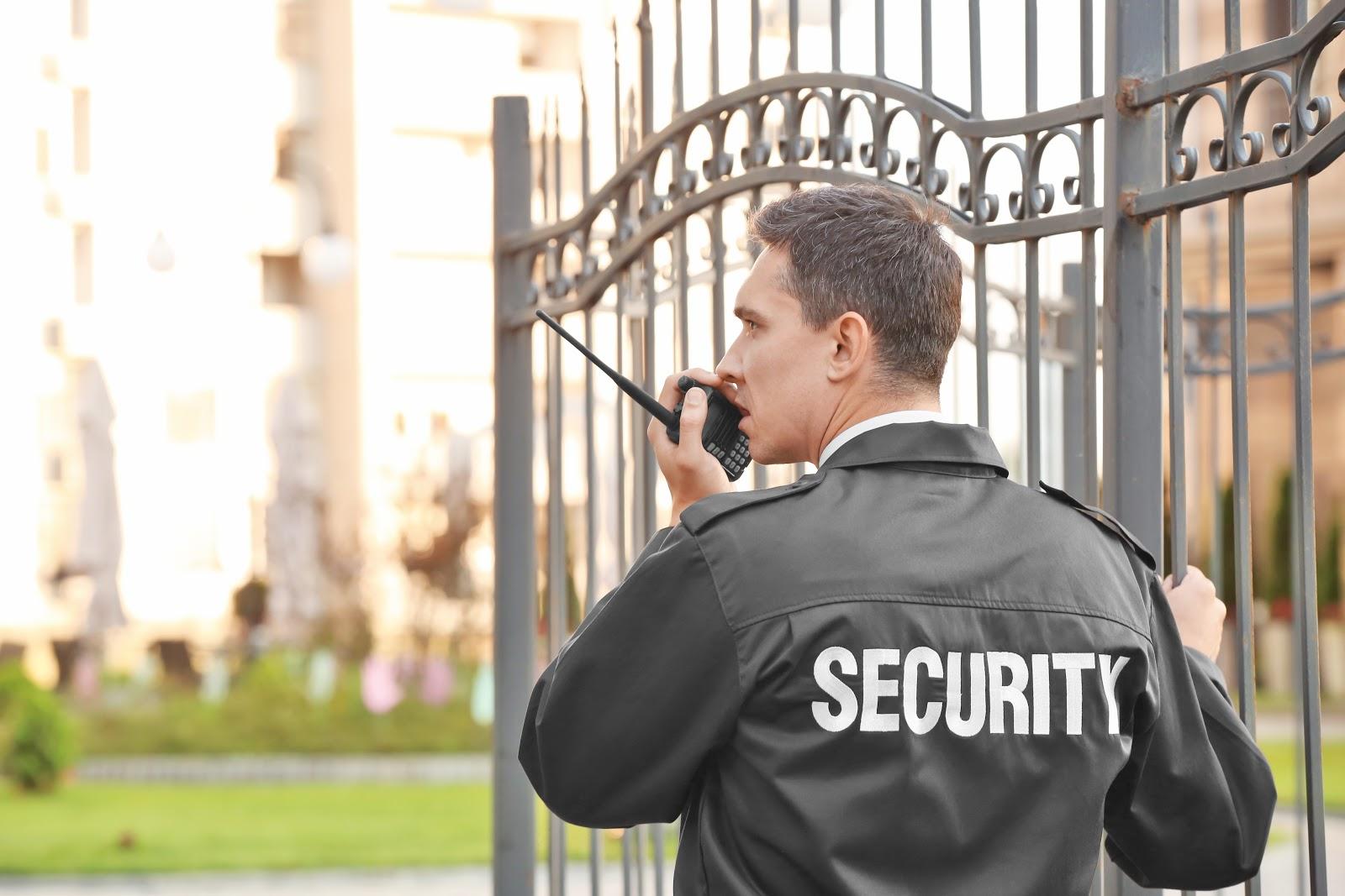 Securelion Security Guard in Bay Area