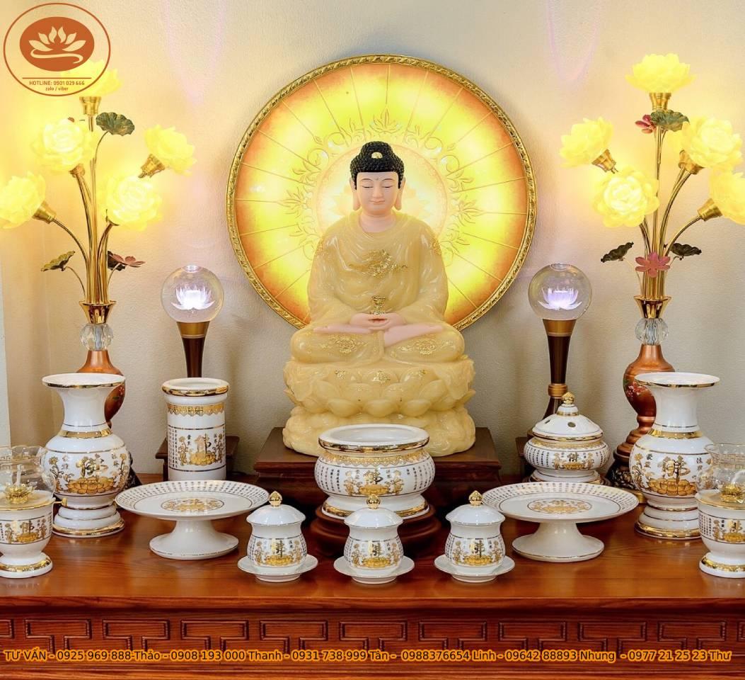 Mẫu Tượng Phật Thích Ca MS - 13