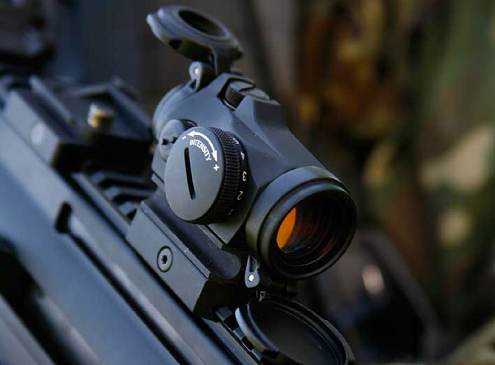 aimpoint t2 red dot sight