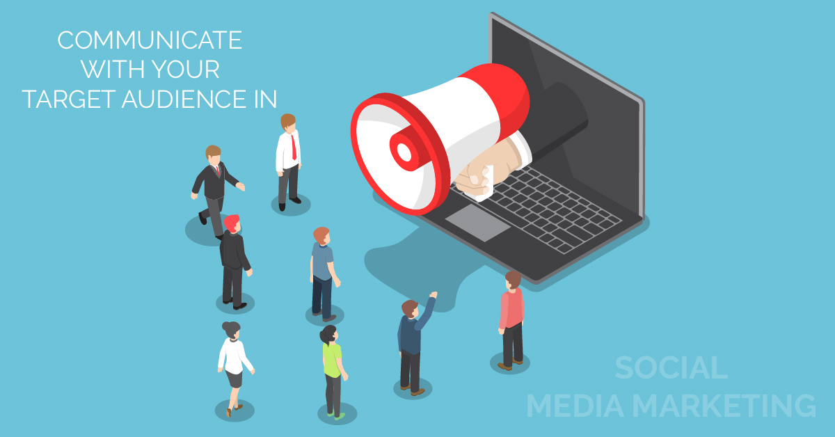 target audience in social media marketing