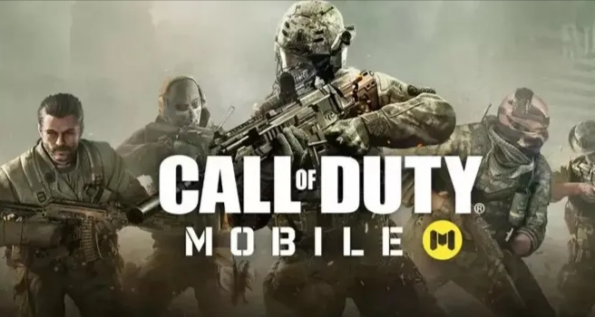 4. Call Of Duty Mobile