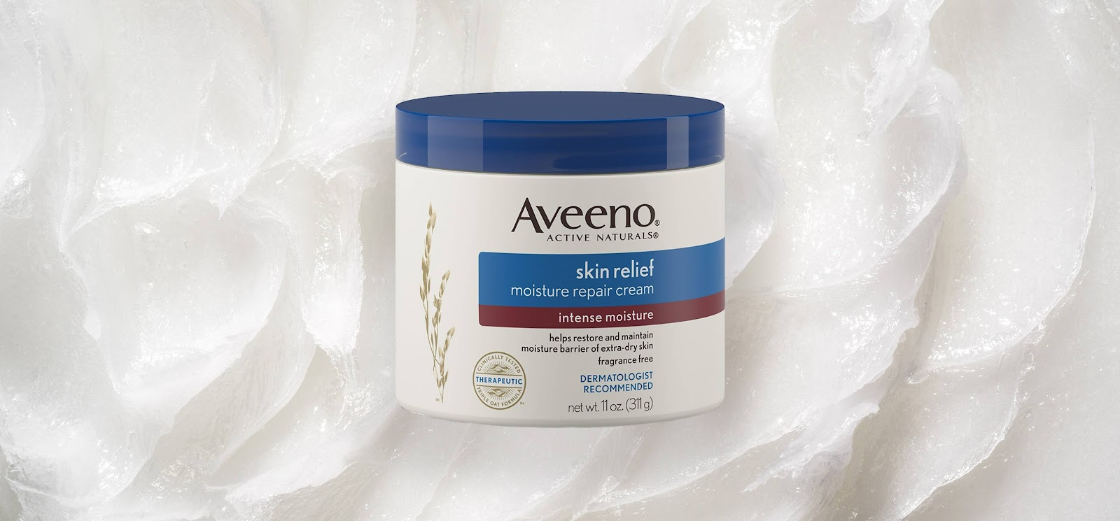 Aveeno Skin Relief Intense Moisture Repair Cream
