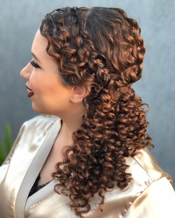 15 Penteados Para Formatura Do Tradicional Ao Mais
