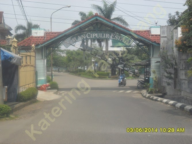 Taman Cipulir Estate