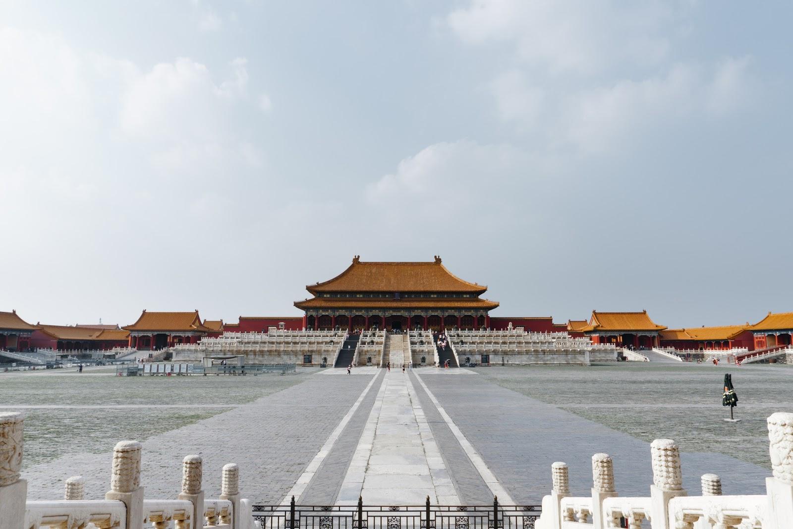 The Forbidden City   Source: unsplash.com