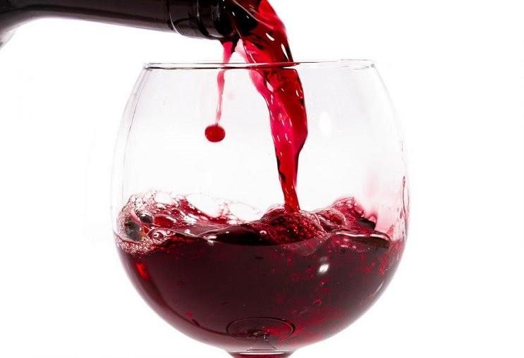 Rượu vang đỏ của Pháp