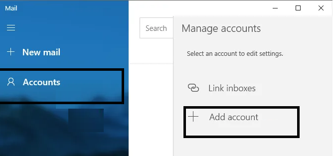 How to Setup Gmail in Windows